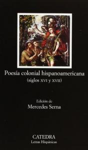Poesia colonial hispanoamericana