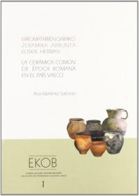 Erromatarren garaiko zeramika arrunta euskal herrian