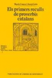 Els primers reculls de proverbis catalans