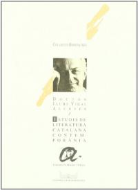 Estudis de literatura catalana contemporània