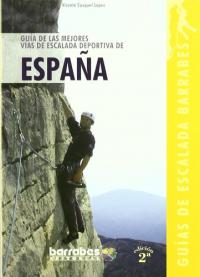 Guìa de las mejores escaladas deportivas Espana