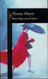 Ilona lega con la lluvia