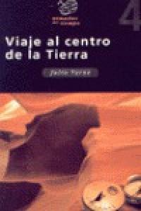 Viaje al centro de la Tierra / Julio Verne ; traduccion: Manuel Quinto ; apendice : Teresa Colomer