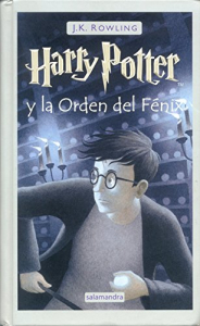Harry Potter y la orden del Fénix / J. K. Rowling