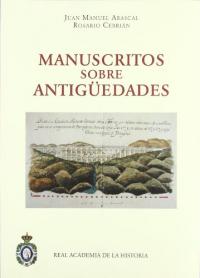 Manuscritos sobre antigèuedades de la Real Academia de la Historia