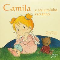 Camila e seu ursinho estranho