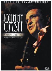 [archivio elettronico] Johnny Cash : *Walking the Line with the Man in Black. [audioregistrazione] Johnny Cash