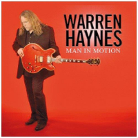Man in motion / Warren Haynes