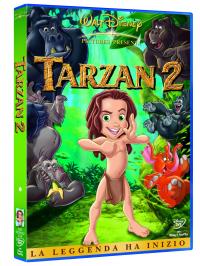 Tarzan 2 [VIDEOREGISTRAZIONE]
