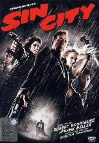 Sin city [DVD] / diretto da Robert Rodriguez & Frank Miller ; special guest director Quentin Tarantino ; musiche di Robert Rodriguez, John Debney, Graeme Revell ; ispirato al romanzo di Frank Miller