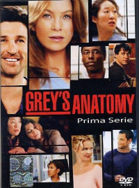 Grey's anatomy. Prima serie