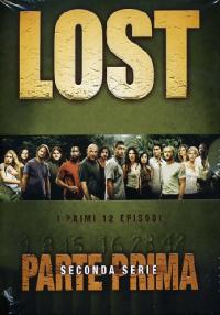 1: Lost. Seconda serie, prima parte. Episodi 1-12