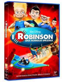 I Robinson: una famiglia spaziale [DVD]