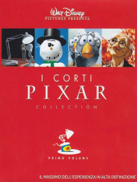I corti Pixar collection [Videoregistrazioni]