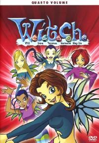 Witch : Will, Irma, Taranee, Cornelia, Hay Lin. Vol. 4