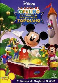 Le storie a sorpresa di Topolino [DVD]