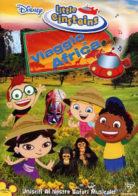 Little einsteins [DVD]. Viaggio in Africa