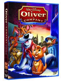Oliver & company [DVD]