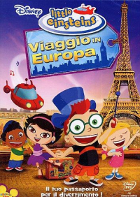 Little Einsteins [DVD]. Viaggio in Europa