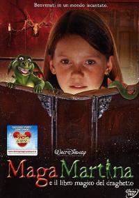 Maga Martina e il libro magico del draghetto [DVD]