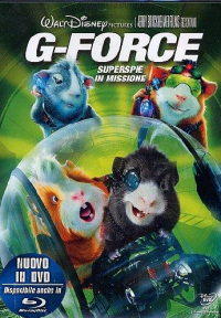 G-Force [Videoregistrazioni]