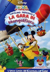 Topolino, Paperino e la grande gara in mongolfiera - DVD