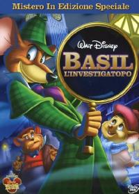 Basil l'investigatopo [DVD]