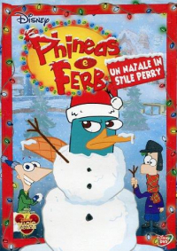 Phineas e Ferb. Un natale in stile Perry