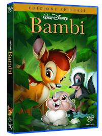 Bambi [VIDEOREGISTRAZIONE]