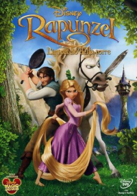 Rapunzel [DVD] : l'intreccio della torre