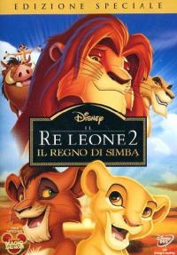 Il re leone II [VIDEOREGISTRAZIONE]