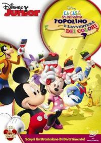 Topolino e l'avventura dei colori [DVD]