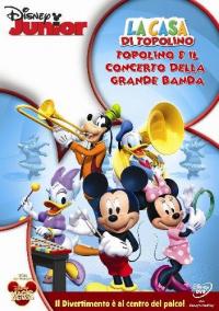 Topolino e il concerto della grande banda