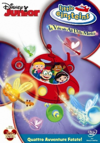 Little Einsteins [Videoregistrazione]