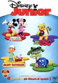 Disney junior [Videoregistrazione]