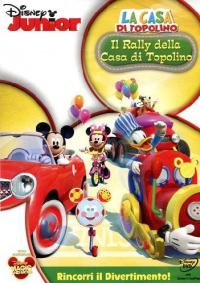 Il rally della casa di Topolino [DVD]