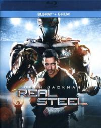 Real Steel (Blu-Ray+E-Film)