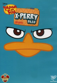 Phineas e Ferb. X-Perry files