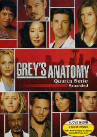 Grey's anatomy. Quarta serie