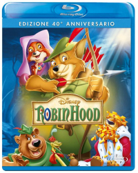 Robin Hood. Blu-Ray Disc