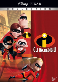 Gli Incredibili [DVD]