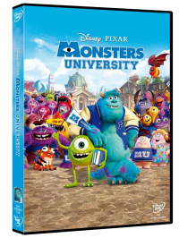 Monsters University [DVD] / [regia Dan Scanlon]