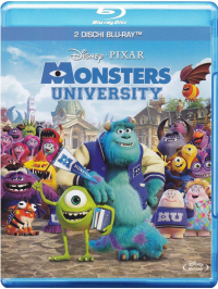 Monsters university. Blu-ray Disc