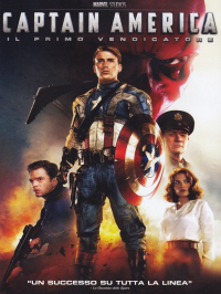 Captain America [DVD] [: il primo vendicatore]