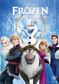 Frozen [DVD] : il regno di ghiaccio / [directors Chris Buck, Jennifer Lee]