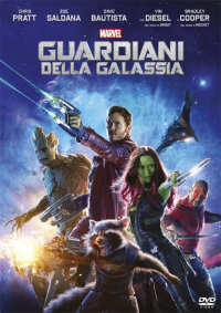 Guardiani della galassia [DVD]