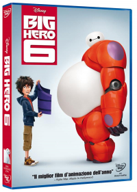 Big Hero 6 [Videoregistrazione]