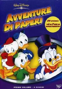 Avventure di paperi, primo volume