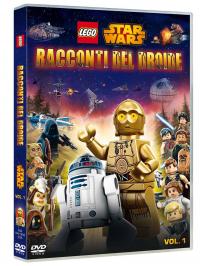 Lego Star Wars. Racconti del droide. Vol. 1