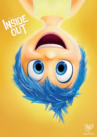 Inside out [DVD] / [directed by Pete Docter ; co-directed by Ronnie Del Carmen]